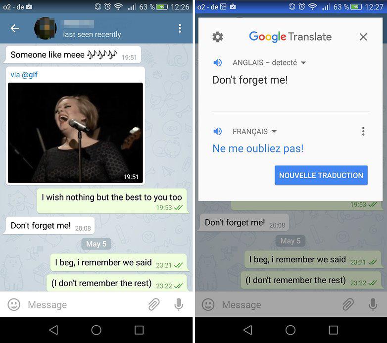 image de Comment traduire les chats WhatsApp ou Facebook Messenger instantanément 3