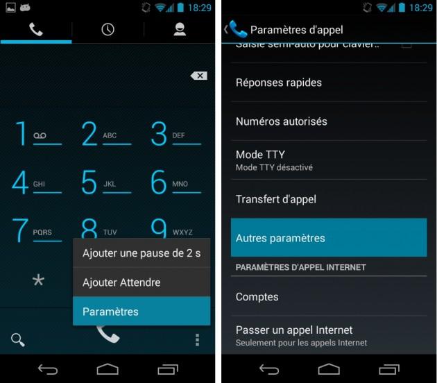 image de Comment masquer votre numéro sur Android 2