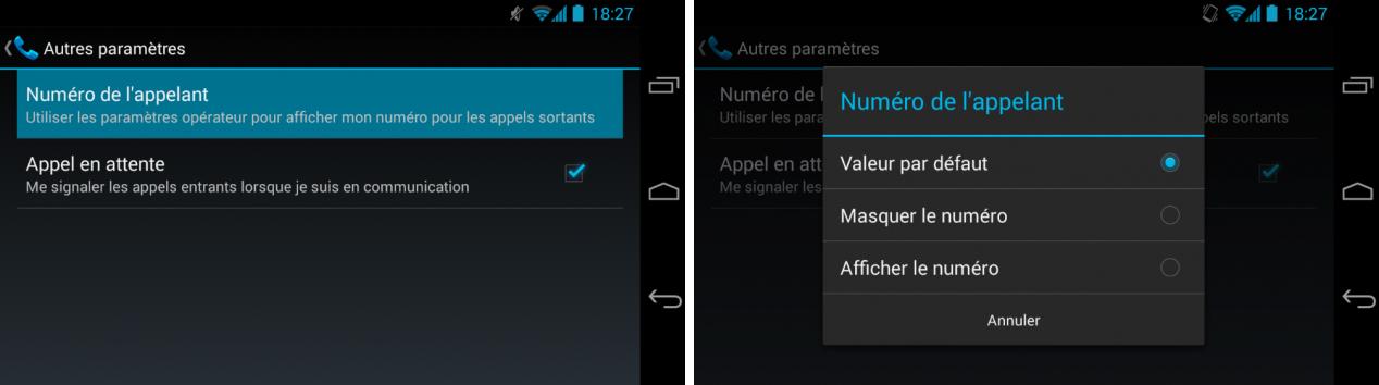 image de Comment masquer votre numéro sur Android 3