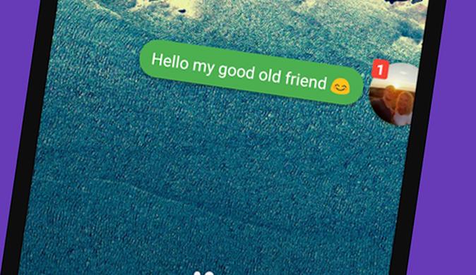 image de Astuces WhatsApp : Comment ajouter des bulles de discussion du style Messenger 2