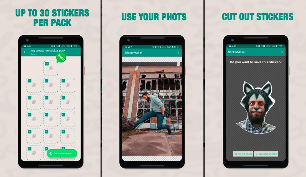 image de Créez et envoyez vos propres autocollants personnels sur WhatsApp 2