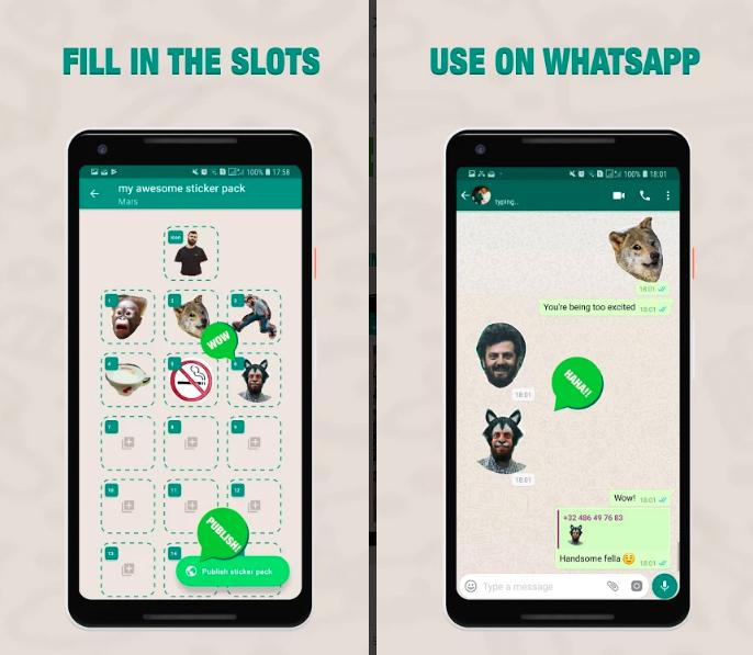 image de Créez et envoyez vos propres autocollants personnels sur WhatsApp 3
