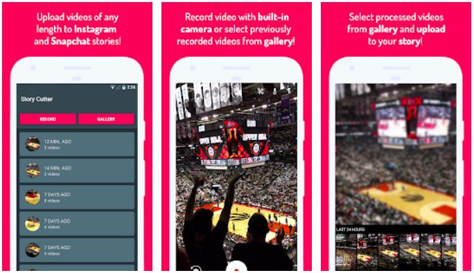 image de Comment poster des stories sur Instagram de plus de 15 secondes sur Android 2