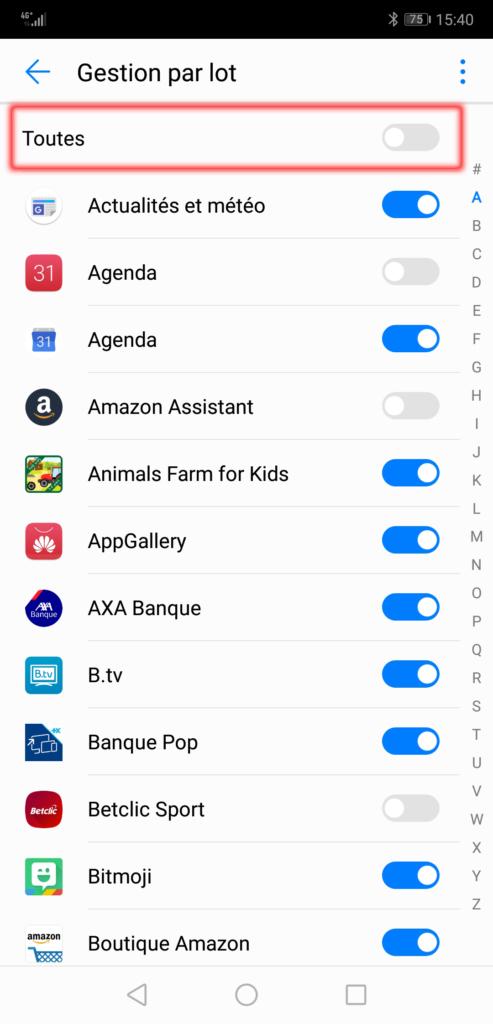 image de Comment bloquer les notifications de n'importe quelle application sous Android 3