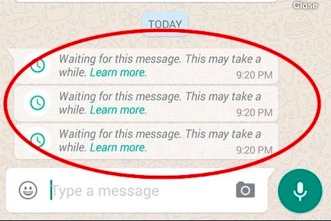 image de Vous avez un problème avec WhatsApp? Voici les solutions 8