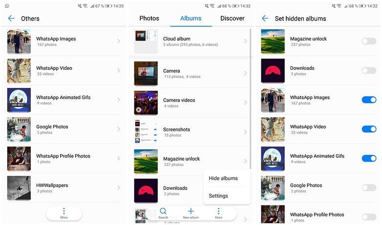 image de Comment masquer des fichiers, des photos et des vidéos sur Android 7