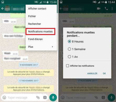image de Quitter une conversation de groupe sur WhatsApp ou Facebook Messenger sans que personne ne le remarque 4