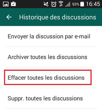 image de Comment supprimer les anciens messages sur WhatsApp 5