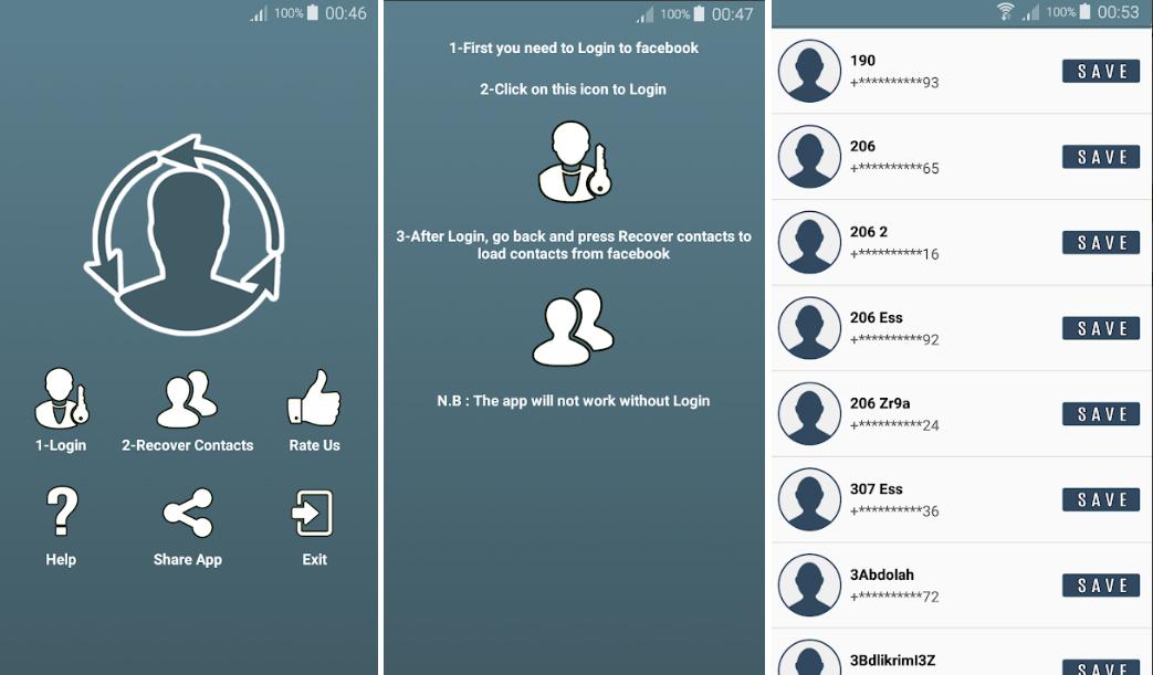 image de Comment récupérer des contacts supprimés sur votre Android 2