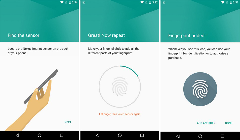 image de How to Set Up Lockscreen, Fingerprint & Face Unlock Security on Android 4