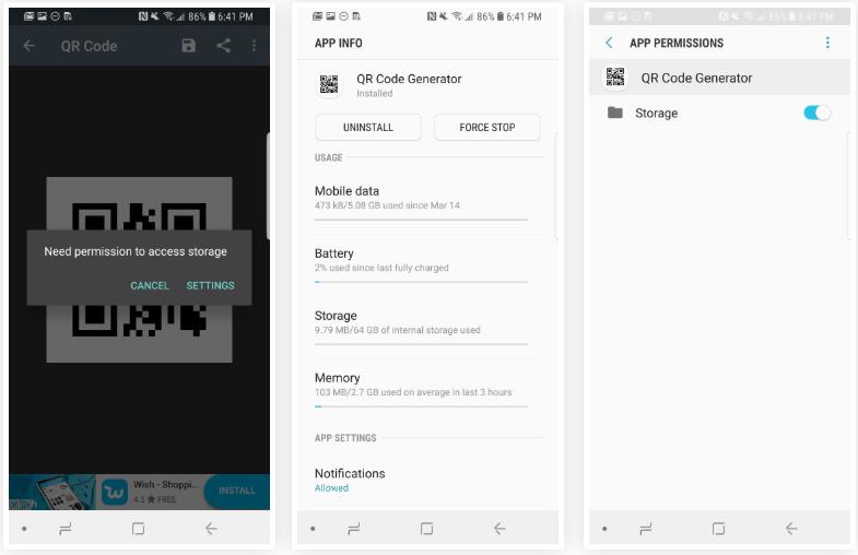 image de Partagez votre mot de passe Wi-Fi avec un code QR sur Android 4