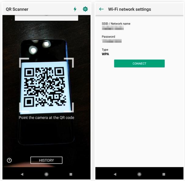 image de image de Partagez votre mot de passe Wi-Fi avec un code QR sur Android 5