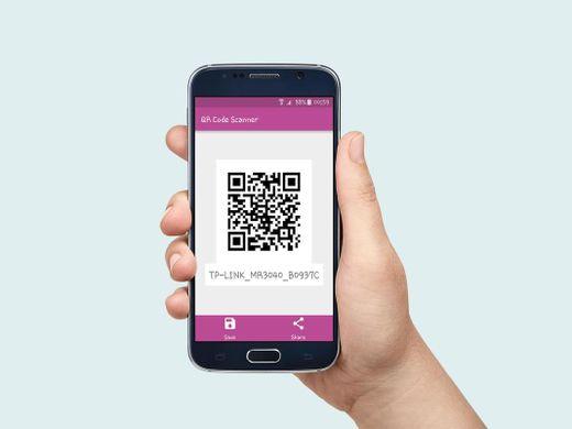 image de Partagez votre mot de passe Wi-Fi avec un code QR sur Android 6