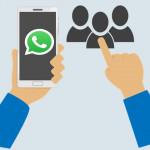Répondre aux messages de groupe WhatsApp en privé