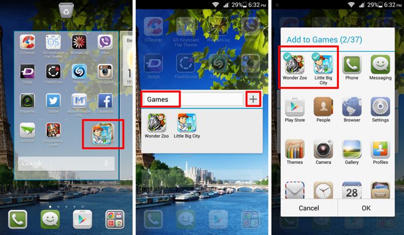 image de Comment créer un dossier sur Android 2