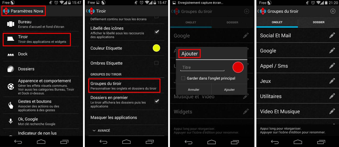 image de Comment créer un dossier sur Android 3