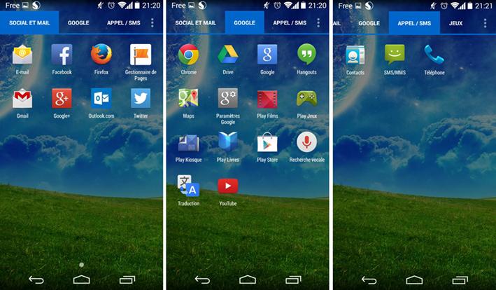 image de Comment créer un dossier sur Android 5