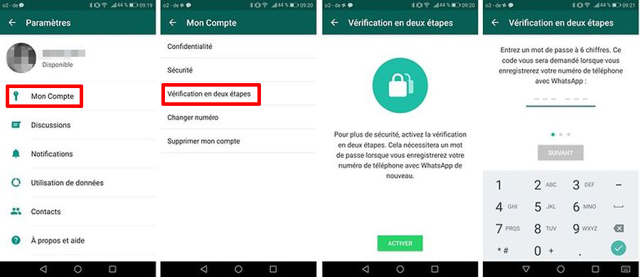 image de Comment rendre WhatsApp plus sécurisé et privé 2