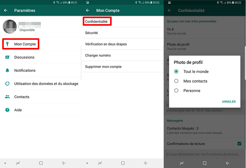 image de Comment rendre WhatsApp plus sécurisé et privé 6