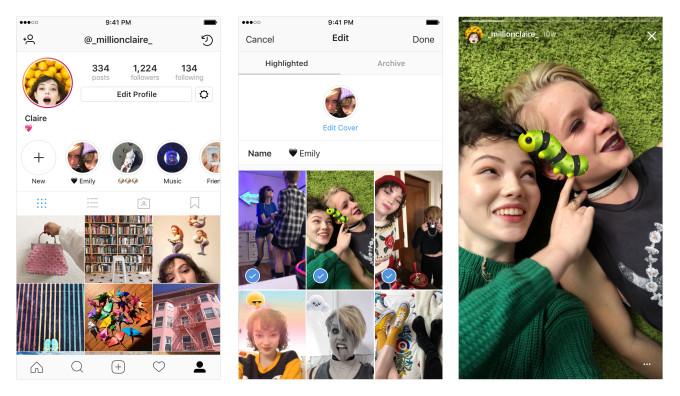 image de Comment repartager d'anciennes stories Instagram 3