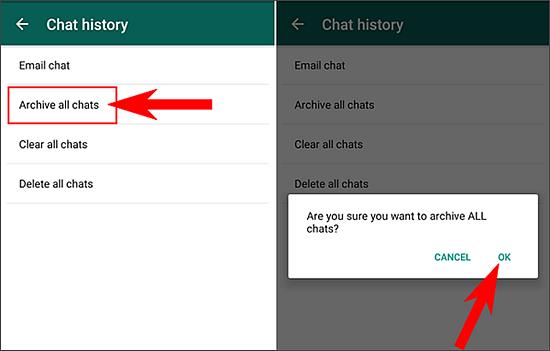 image de Conversations secrètes : Cachez vos chats Facebook Messenger et WhatsApp 3