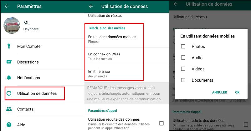 image de Comment contrôler l'espace de stockage utilisé par WhatsApp sur Android 2