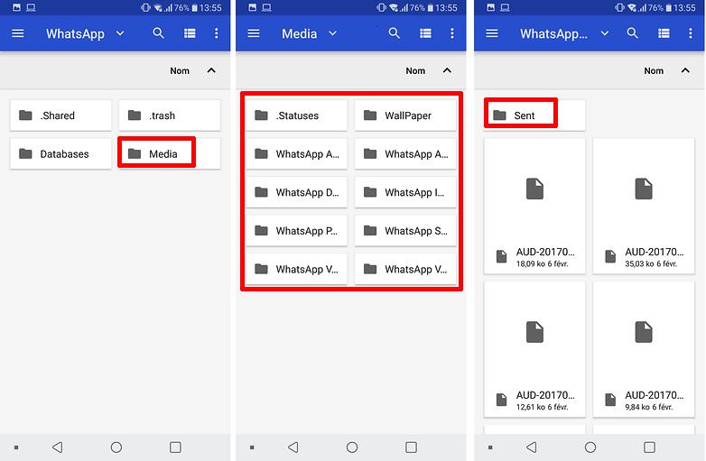 image de Comment contrôler l'espace de stockage utilisé par WhatsApp sur Android 4