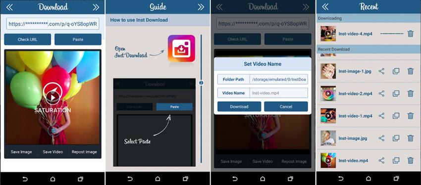 image de Comment télécharger n'importe quelle photo ou vidéo Instagram sur Android 2