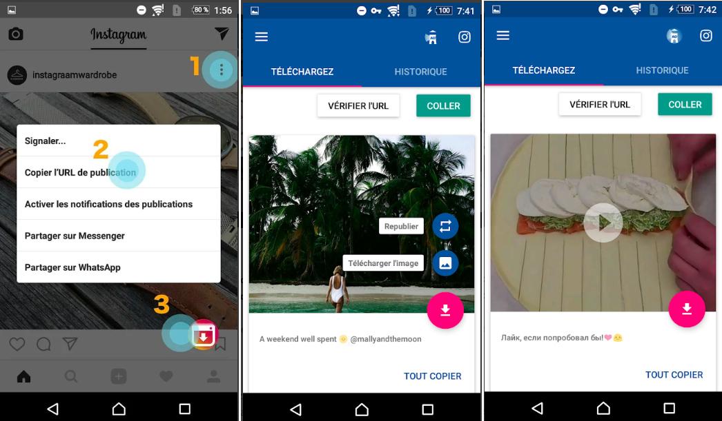 image de Comment télécharger n'importe quelle photo ou vidéo Instagram sur Android 3