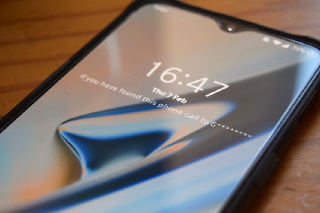 image de Comment ajouter un message sur l'écran verrouillé de votre Android 3