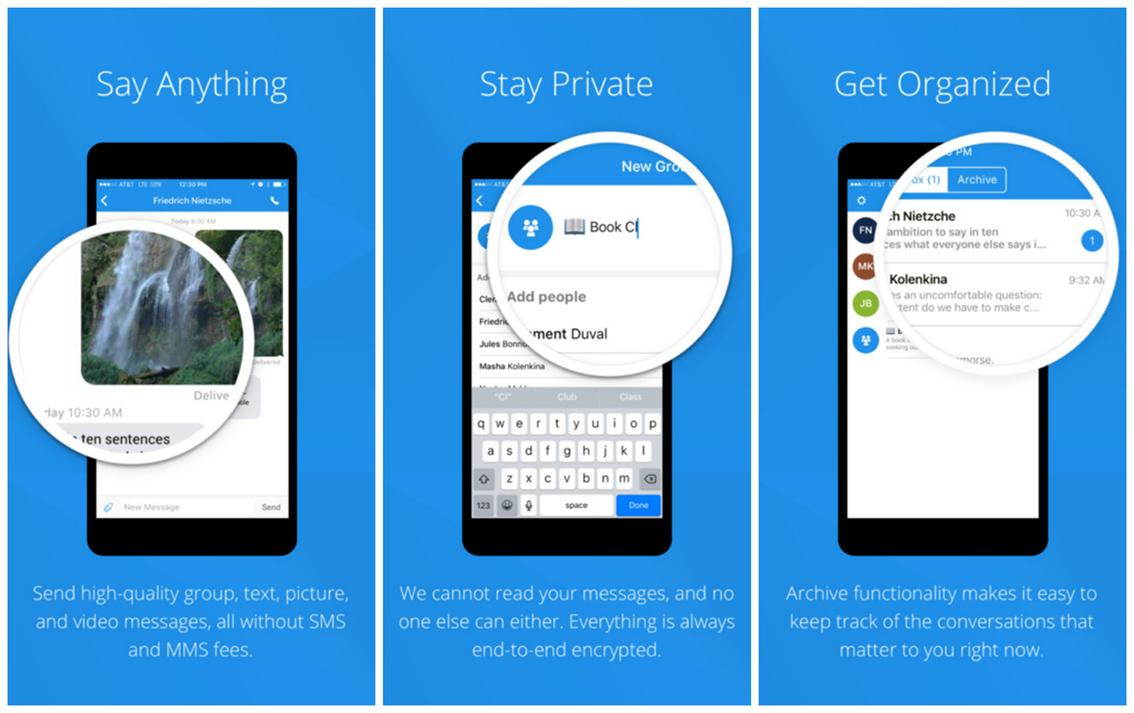 image de Comment envoyer des messages qui s'auto-détruisent sur Android 2