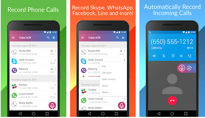 image de Comment enregistrer les appels Whatsapp sur votre Android 2