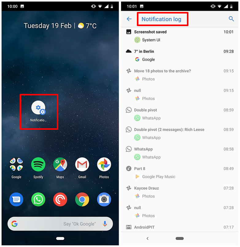 image de Comment récupérer les notifications supprimées sur Android 3