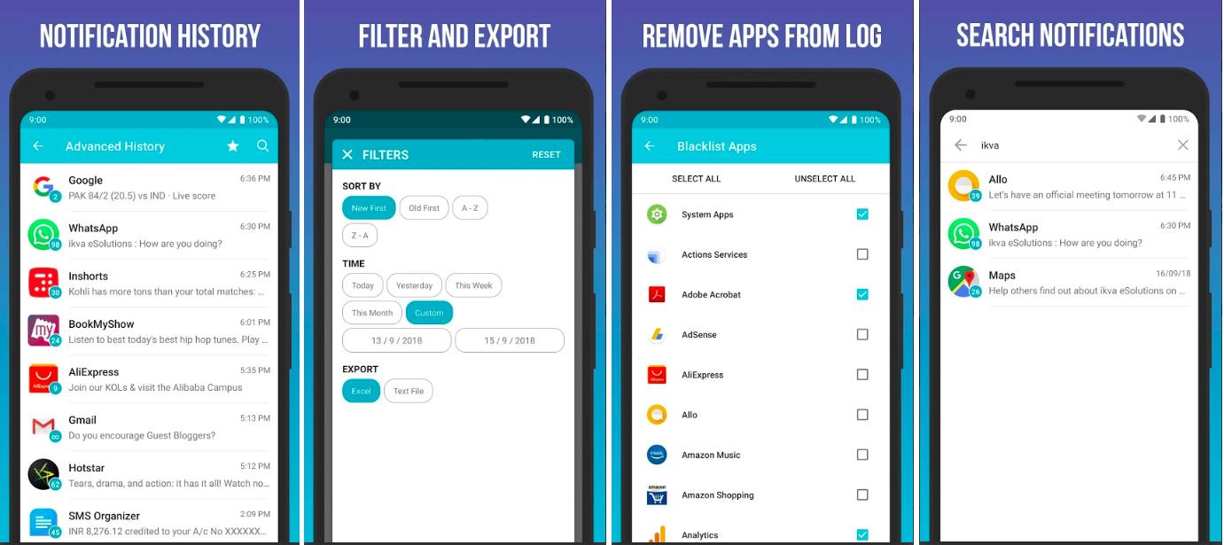 image de Comment récupérer les notifications supprimées sur Android 4