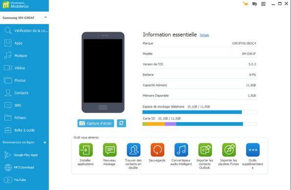 image de Comment récupérer toutes les données de votre téléphone Android cassé ou endommagé 5