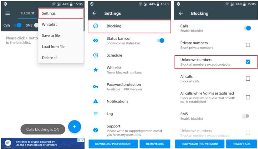 image de Comment bloquer les appels spam sur Android 2