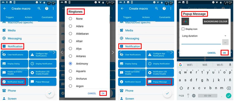 image de Recevez une notification lorsque votre Android se déconnecte de votre réseau Wi-Fi 4