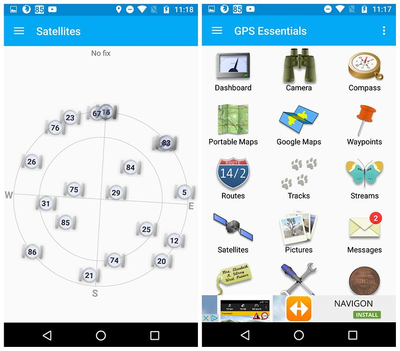image de Corrigez et améliorez la précision du GPS sur votre Android 2