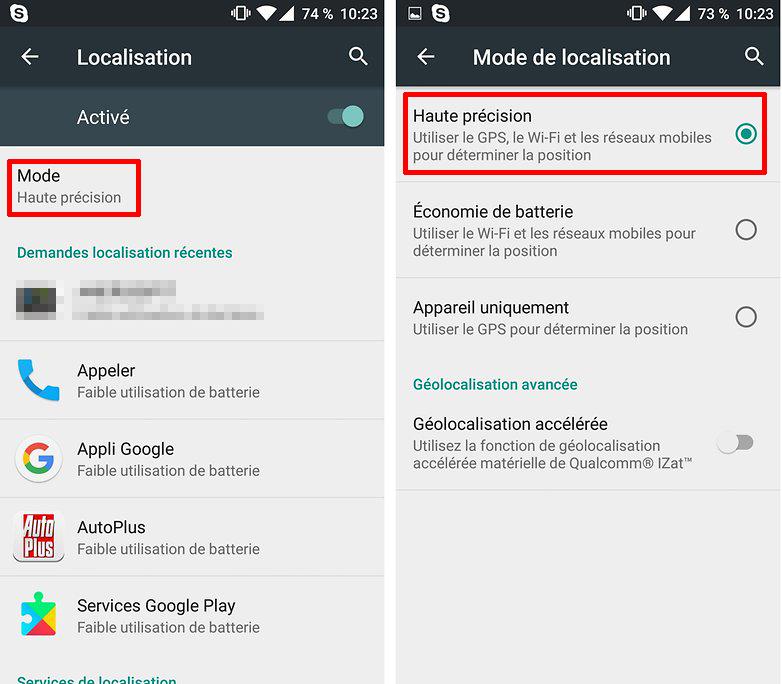 image de Corrigez et améliorez la précision du GPS sur votre Android 4