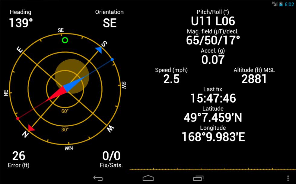 image de Corrigez et améliorez la précision du GPS sur votre Android 6