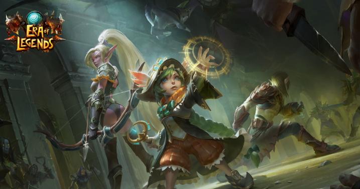 Top 5 des jeux MMORPG pour Android