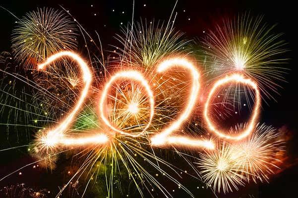 Bonne année ! Les meilleurs thèmes pour fêter la fin de l'année 2019