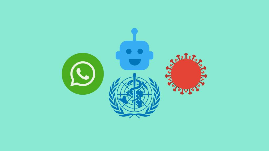 Des alertes Coronavirus en direct de l'OMS avec ce Bot WhatsApp