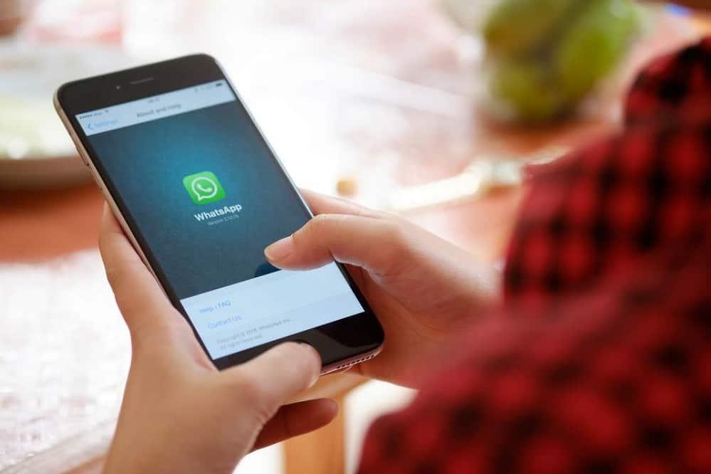 Reçoit-on une alerte lors d'une capture d'écran sur WhatsApp ?