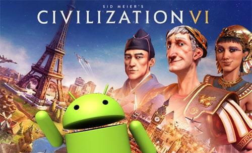 Le top des jeux Android comme Civilization
