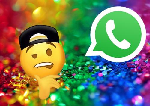 Comment changer les couleurs des emojis sur WhatsApp