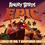 Vous pouvez déjà télécharger Angry Birds Epic pour Android