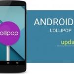 Android 5.0 Lollipop arrive sur différents dispositifs