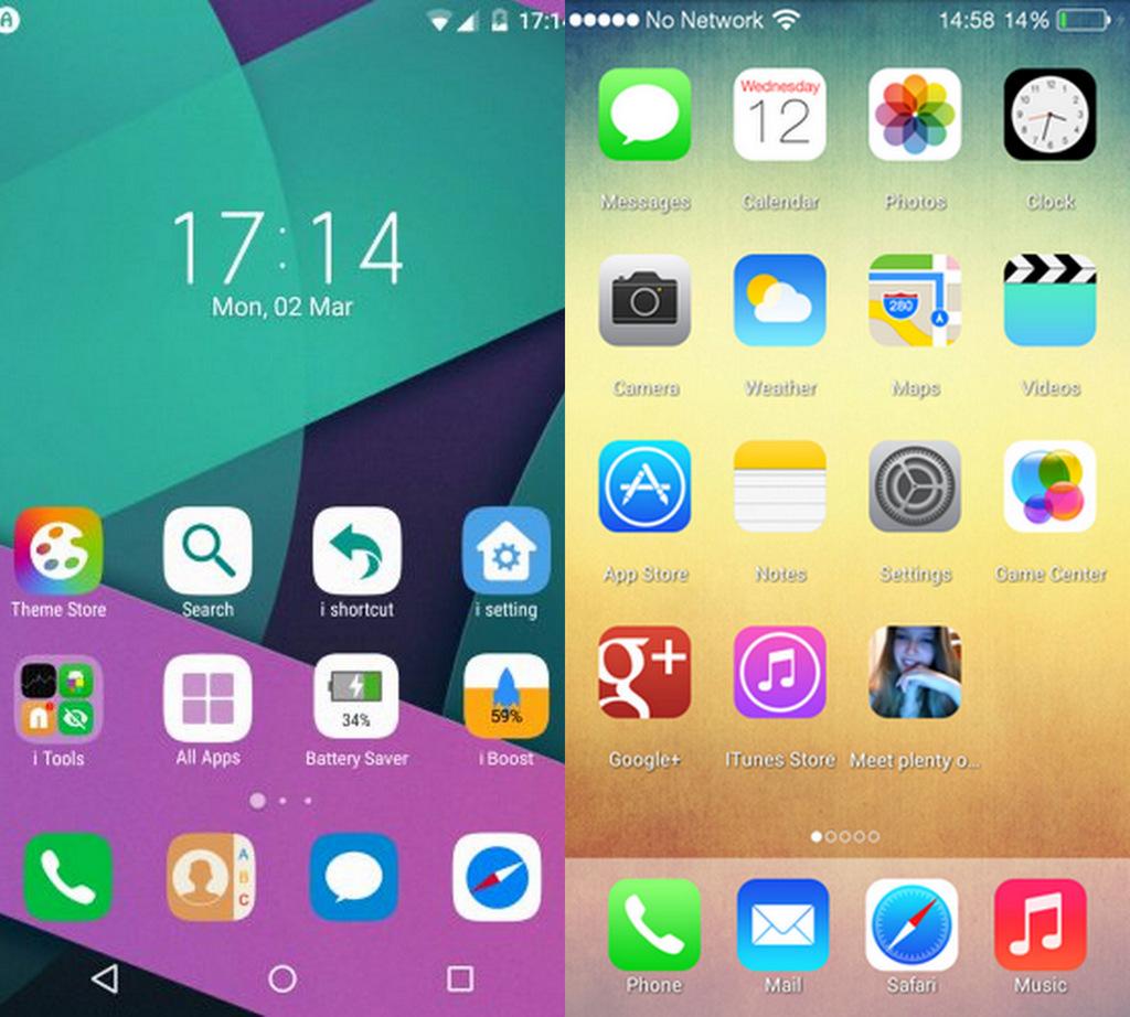 lmage de Comment convertir votre smartphone Android en iPhone 3