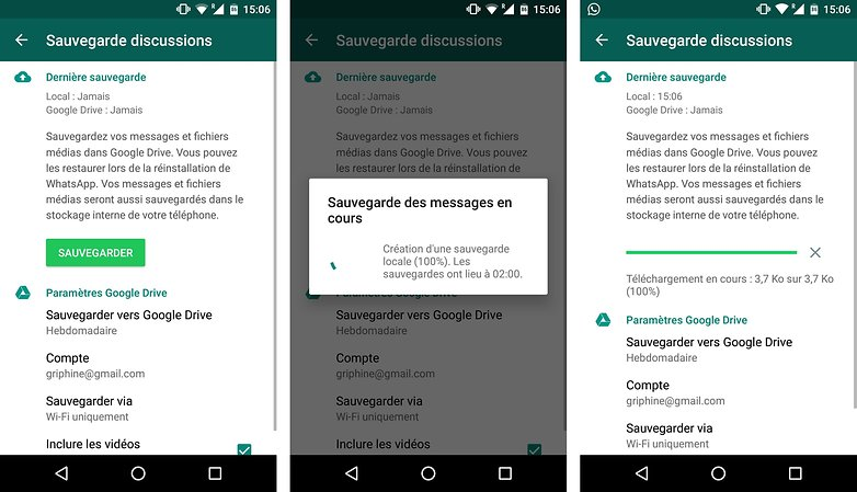 image de Comment transférer vos conversations WhatsApp vers un nouvel appareil Android 2